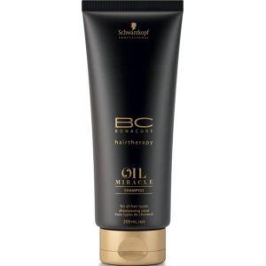 Schwarzkopf Bc Oil Miracle Shampooing Argan 200 ML