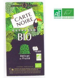 Carte Noire Café capsules expresso n°5 Bio