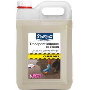 Starwax Décapant laitance de ciment vg bidon 5 l -