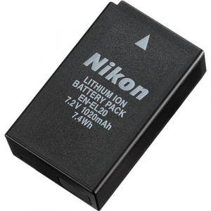 Nikon EN-EL20 : Batterie lithium pour Nikon 1 J1 et 1 V1