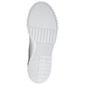 Puma Cali Wn's, Baskets Basses Femme, Blanc (White 01), 37 EU