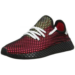 Adidas Deerupt Runner chaussures rouge noir T. 44,0