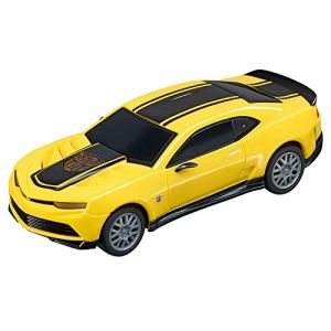 Carrera Toys 64019 - Transformers Bumblebee pour circuit Go!!!