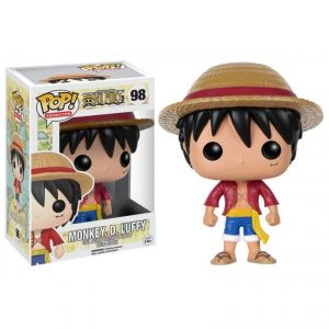 Funko Figurine Pop! One Piece : Monkey D. Luffy