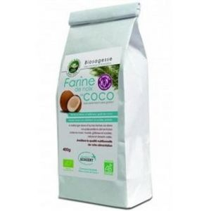 Ecoidées Farine de Coco bio et équitable 400 g
