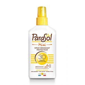 Parasol Mini Spray Bronzant Protecteur SPF 30