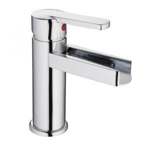 Schütte Niagara Mitigeur monocommande lavabo avec bec cascade