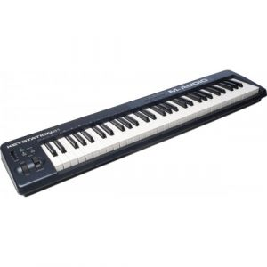 M-Audio Keystation61ii - Clavier maître USB Midi 61 Notes