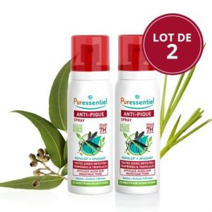 Puressentiel Anti-pique -  Spray répulsif apaisant