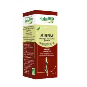 Herbalgem Aubepine bio - Macérat concentré de bourgeons