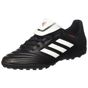 Adidas Copa 17.4 TF, Chaussures de Futsal Homme, Noir (Core Black/Footwear White/Core Black), 42 EU