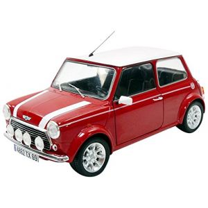 Solido Voiture 1/18ème - Mini Cooper Sport Pack Nightfire de 1997
