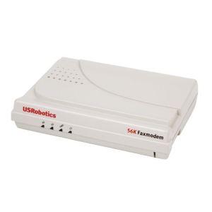 US Robotics (3com) USR025630G - Modem Fax externe RS-232 56 Kbits/s V.90, V.92