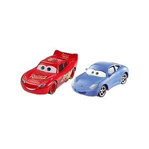 Mattel 2 véhicules Cars 3 : Flash McQueen et Sally