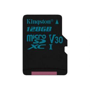 Kingston SDCG2/128GBSP - Carte mémoire 128 Go microSDXC UHS-I Canvas Go!