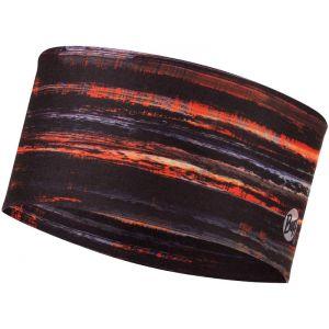 Buff Headband - Couvre-chef - orange/noir Bonnets & Casquettes Running