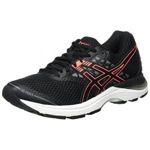 release date 5f725 a9968 Asics Gel-Pulse 9, Chaussures de Gymnastique Femme, Noir (Black Flash