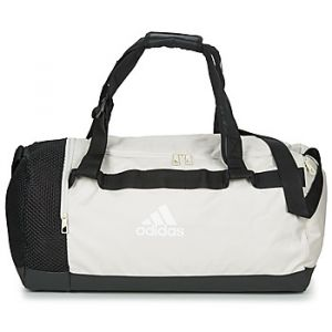 Adidas Convertible Training Duffel Bag M raw white/black/white