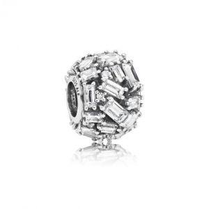 Pandora Charm 797746CZ - Charm Élégance Ciselée Femme