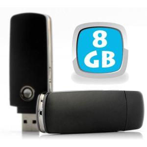 Yonis Y-cucedm8go - Clé USB camera espion détecteur de mouvement mini appareil photo 8 Go