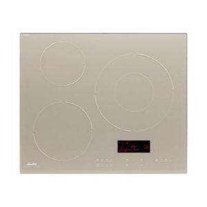 Sauter STILC964 - Table de cuisson induction 3 foyers