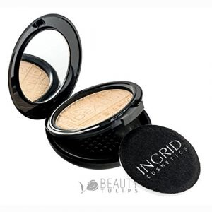 Ingrid Cosmetics Idealist Powder pressed silk powder 01 - Poudre compacte