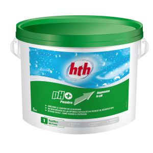 hth pH Plus en poudre - 5 kg