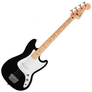 Squier Bronco Bass Black MN basse électrique