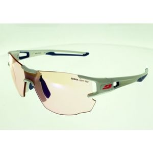Julbo Aerolite Blanc Bleu Zebra Light Red