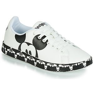 Desigual Baskets basses SHOES_COSMIC_MICKEY blanc - Taille 36