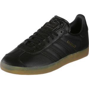 Adidas Gazelle, Chaussures de Gymnastique Homme, Noir