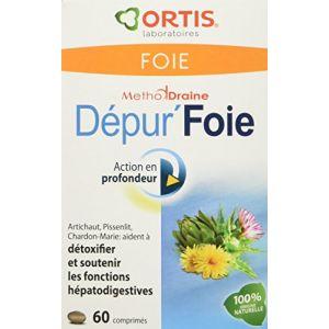 Ortis Ortis Detox Depur Foie 60 comprimés