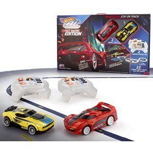 Mattel Circuit A.I. Hot Wheels - + 2 voitures RC