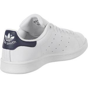 Adidas Stan Smith chaussures blanc bleu 48 2/3 EU