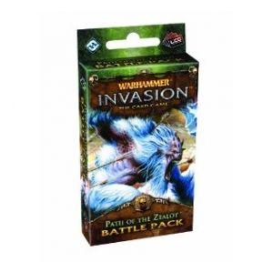 Edge Warhammer Invasion Jce : Cycle de la Corruption 2 - La Voie Du Fanatique