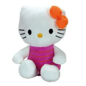 Sanrio Peluche Douce Kitty 20 cm