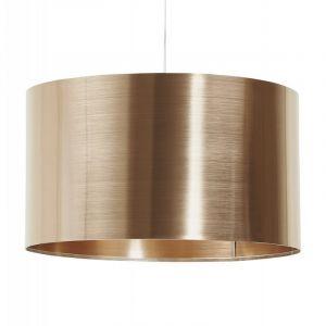 Kokoon Design Suspension cylindrique cuivre d50 TABOU