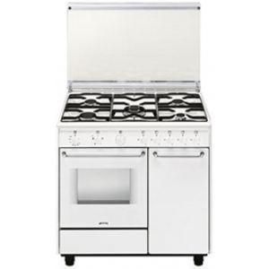 smeg cb91gv1 cuisini re butanette tout gaz 5 br leurs comparer avec. Black Bedroom Furniture Sets. Home Design Ideas