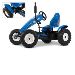 Berg Toys New Holland BFR-3 - Kart à pédales