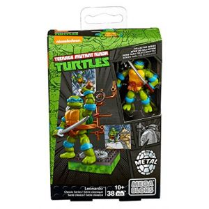 Mega Bloks Tortues Ninja - Figurine Collector Leonardo