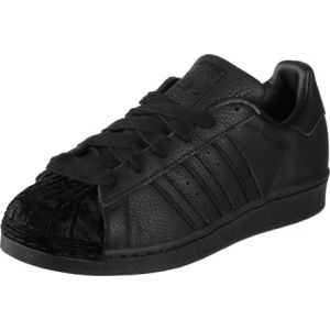 Adidas Originals Superstar W - Baskets Femme, Noir