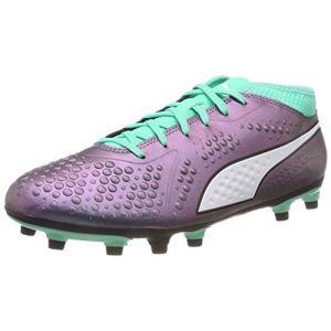 Puma ONE 4 Illuminate FG, chaussures de football pour hommes 104932-01
