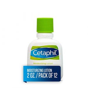 Cetaphil Moisturizing Lotion for All Skin Types Bottle - 2 fl. oz.