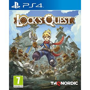 Lock's Quest sur PS4