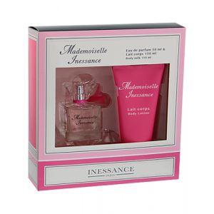 Inessance Paris Mademoiselle Inessance - Coffret eau de parfum et lait pour le corps
