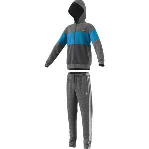 Adidas Survêtement Yb Ts Cotton Multicolore - Taille 14 Ans
