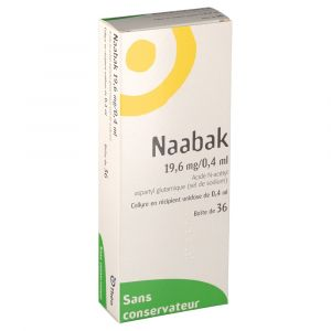 Théa Naabak 19,6 mg/0,4 ml - 14.40 ml COLLYRE