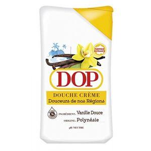 Dop Douche crème Douceurs de nos régions à la vanille douce de Polynésie