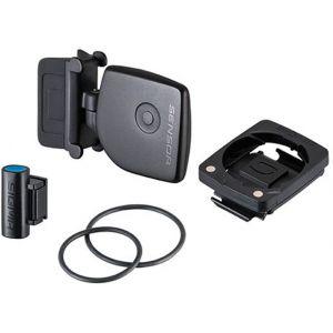 Sigma 00204 Kit d'Émetteur pour Vélo Mixte Adulte, Noir