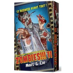 Edge Zombies 11 Mort et cie